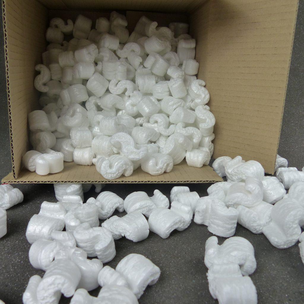 particule calage emballage chips polystyr ne emballage. Black Bedroom Furniture Sets. Home Design Ideas