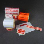 étiquette signalisation, étiquette expédition