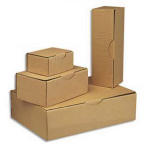 Carton boite postale