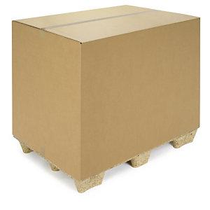 Caisse palette, fournisseur emballage